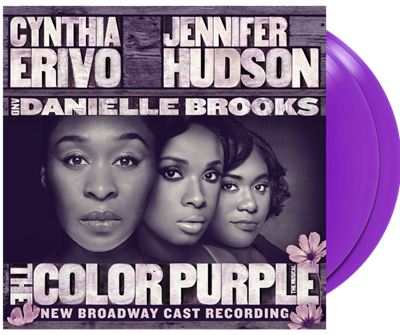 The Color Purple - New Broadway Cast Recording, Limited Edition Double Album Set On Purple Vinyl