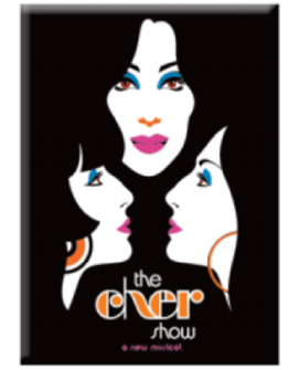 The Cher Show Magnet