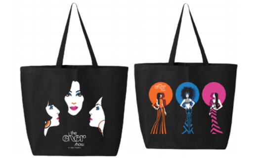 The Cher Show Tote Bag
