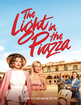 The Light In The Piazza Souvenir Program