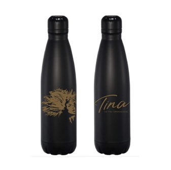 Tina: The Tina Turner Musical Water Bottle