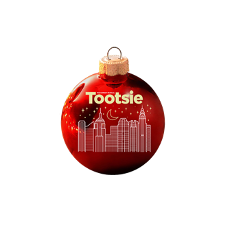 Tootsie the Broadway Musical Ornament