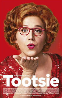 Tootsie the Broadway Musical Poster