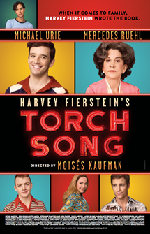 Torch Song On Broadway - Poster