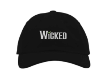 Wicked the Broadway Musical - Baseball Cap