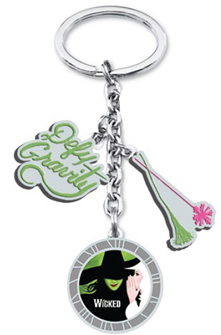 Wicked the Musical - Keychain