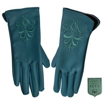 Frozen the Musical - Elsa Gloves