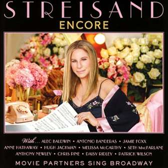 Encore: Movie Partners Sing Broadway - Barbra Streisand CD