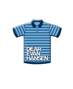 Dear Evan Hansen the Musical - Shirt Lapel Pin