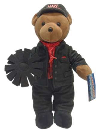 Mary Poppins the Musical - Chimney Sweep Bear