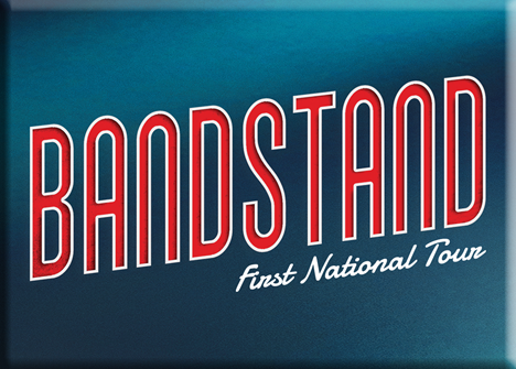 Bandstand First National Tour Magnet