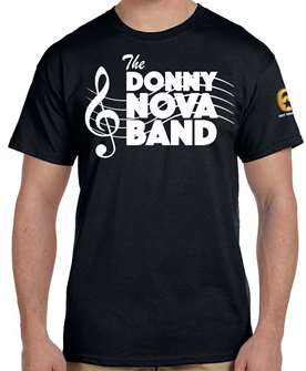 Bandstand the New American Broadway Musical Donny Nova T-Shirt