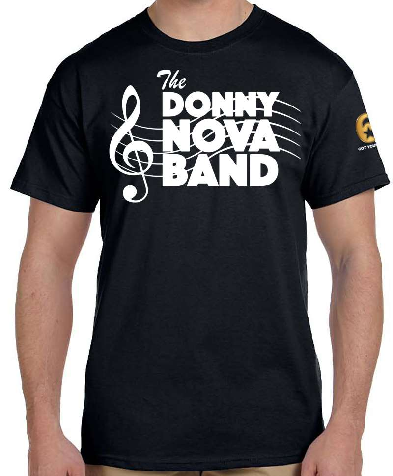 Bandstand The New American Broadway Musical Donny Nova T