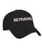 Betrayal the Broadway Play Baseball Cap - BETRAYCAP