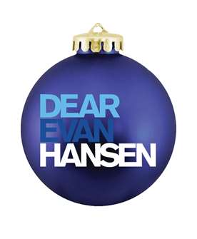 Dear Evan Hansen the Musical - You Will Be Found Ornament