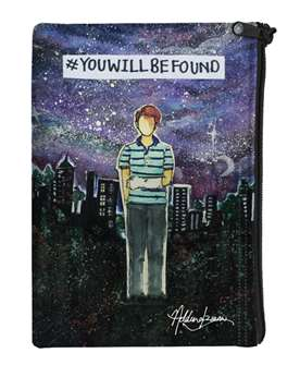 Dear Evan Hansen the Musical - Limited Edition Canvas Zip Pouch