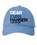 Dear Evan Hansen the Broadway Musical Lt Blue Cap - DEHBLUCAP