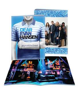 Dear Evan Hansen the Musical - Souvenir Brochure