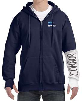 Dear Evan Hansen the Musical - Connor Hoodie