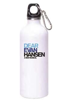Dear Evan Hansen the Broadway Musical Aluminum Water Bottle