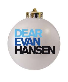 Dear Evan Hansen the Musical - For Forever Ornament