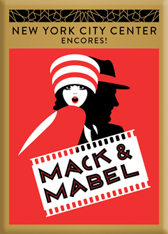 Mack and Mabel Magnet - Encores