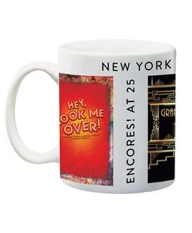 Hey, Look Me Over! Mug 2018 Encores