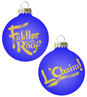 Fiddler On The Roof - Ornament