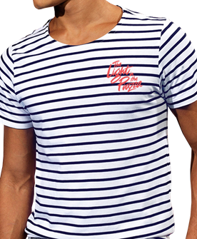 The Light In The Piazza Striped T-Shirt