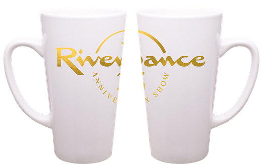 Riverdance 25th Anniversary Mug