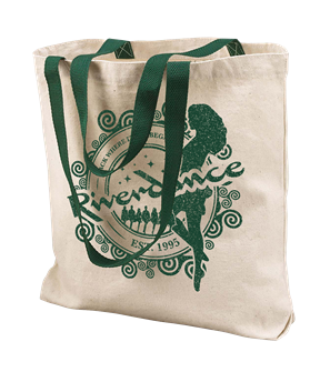 Riverdance 25th Anniversary Tote Bag