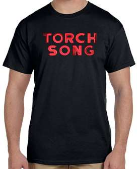 Torch Song On Broadway - Logo T-Shirt