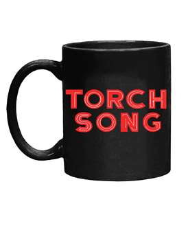 Torch Song On Broadway - Mug