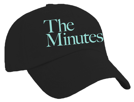 The Minutes the Broadway Play Baseball Cap