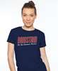 Bandstand the New American Broadway Musical Ladies Logo T-Shirt