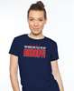Bandstand the New American Broadway Musical Lyric Ladies T-Shirt