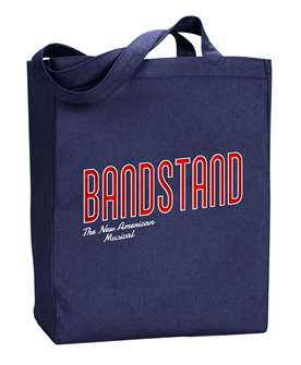 Bandstand the New American Broadway Musical Tote Bag