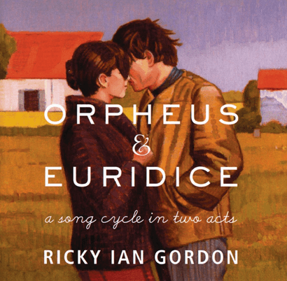 Orpheus & Euridice: A Song Cycle In Two Acts CD
